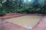 Water Percolation Pond